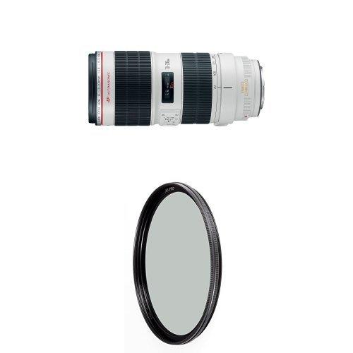 Canon 70 200mm Telephoto Kaesemann Polarizer