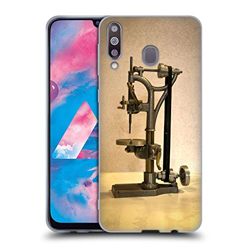 Official Celebrate Life Gallery Drill Press Tools Soft Gel Case Compatible for Samsung Galaxy M30 (2019)