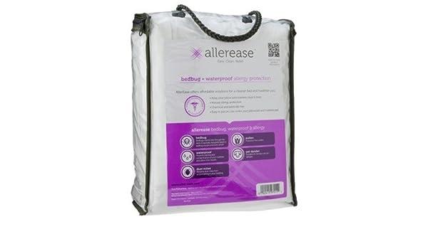 XL Doble Aller Facilidad Insectos protección Kit y Almohada colchón Encasement: Amazon.es: Hogar