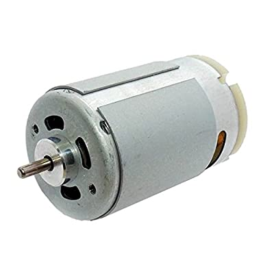 "Small Johnson"" 12V - 18V Motor: Toys & Games,"