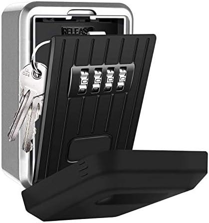 Eletorot Caja fuerte para llaves, Caja Seguridad Llaves, Caja de ...