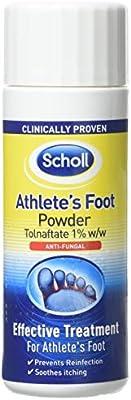 Scholl Athlete's Foot Powder, 75g
