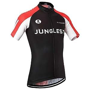 (maillot tamaño:M) Ciclismo libre Mangas Ropa bicicleta cortas ciclo Maillot Trajes al ciclistas cómoda Respirable aire Jersey rápido jerseys secado