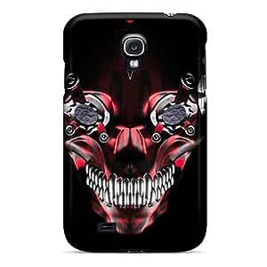 Samsung Galaxy S4 PBc13812rWQx Provide Private Custom Attractive Megadeth Band Series Shock Absorbent Hard Phone Case -ChristopherWalsh