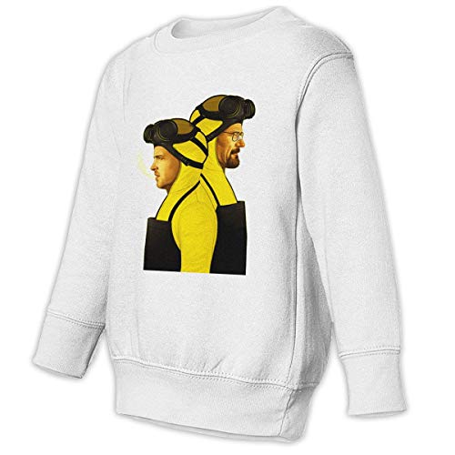 Walter White And Jesse Pinkman Halloween (ShannonStone Children's Walter-White and Jesse-Pinkman Stylish Hoodies Suit for)