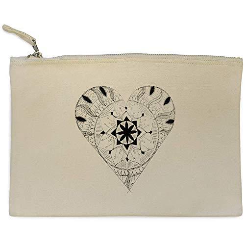 De Bolso Accesorios Decorativo' 'corazón Case cl00005362 Azeeda Embrague qBxgSg1