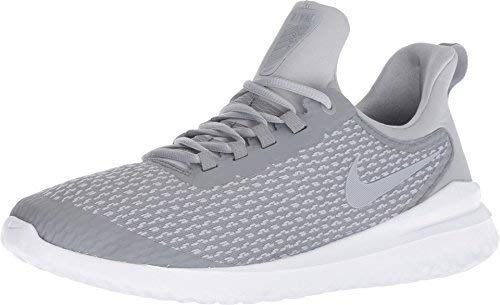 1db538a2cab Galleon - NIKE Mens Renew Rival Stealth Wolf Grey White Size 10.5