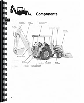 john deere 310a tractor loader backhoe operators manual amazon co rh amazon co uk john deere 310e backhoe operators manual john deere 310d backhoe operators manual