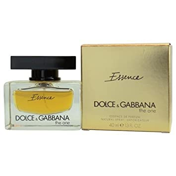 59ee0e89 Dolce And Gabbana The One Essence Eau De Perfume Spray 40ml: Amazon.co.uk:  Health & Personal Care