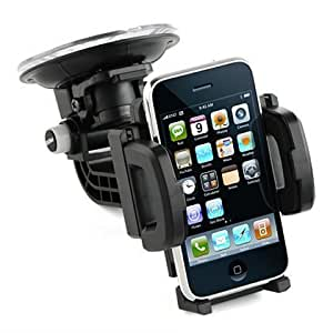 Viesrod - Importer520 Heavy Duty Arm Universal Car Vent Mount Holder Stand for Pantech Link II Phone (AT&T) - Heavy Duty...