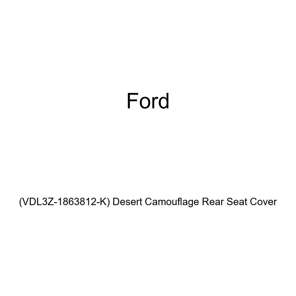 VDL3Z-1863812-K Desert Camouflage Rear Seat Cover Ford Genuine
