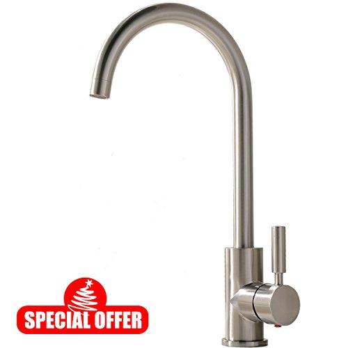 Handle Kitchen Sink Faucet - 1
