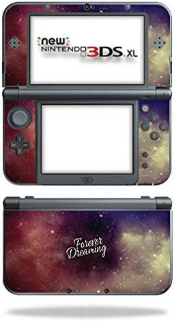 MightySkins Skin Compatible with Nintendo New 3DS XL (2015) - Forever Dreaming   Protective, Durable, and Unique Vinyl Decal wrap Cover   Easy to Apply, Remove, and Change Styles   Made in The USA