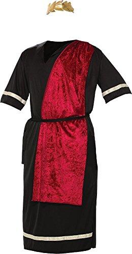 Forum Roman Senator Caesar Costume (Xl Roman Emperor Adult Costumes)