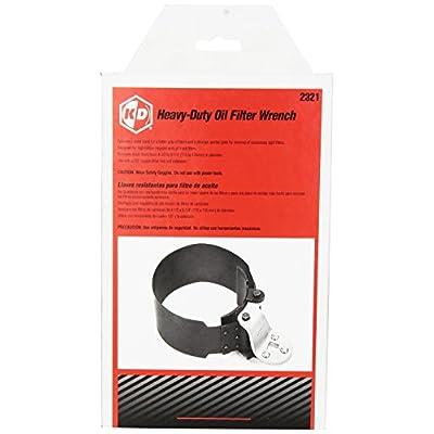 GEARWRENCH Heavy-Duty Oil Filter Wrench 4-1/2