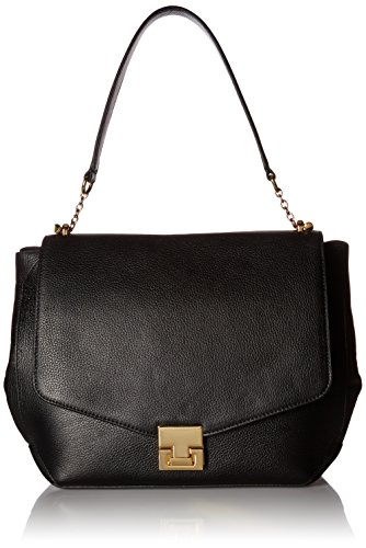 Ivanka Trump Hopewell Shoulder Bag, Black by Ivanka Trump