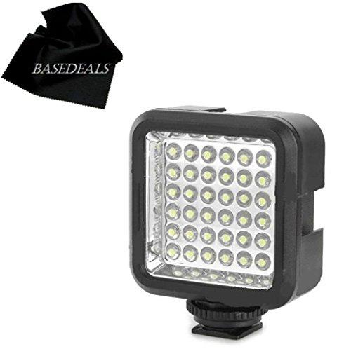 Powerful 36 LED Array Hot Shoe Mount LED Video Light for ...