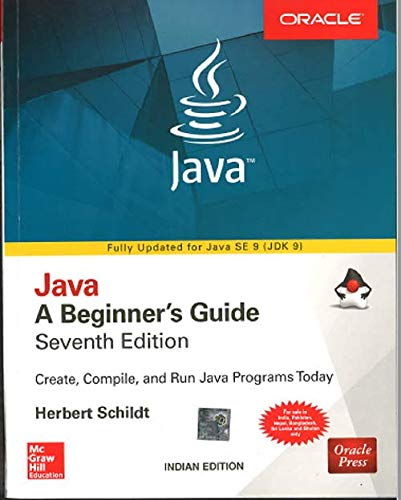 Java – A Beginner's Guide