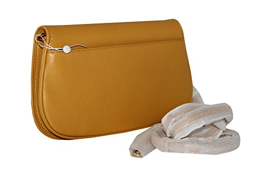 Solarium Tory Women's Chain Leather Britten Crossbody 39055 Clutch Burch handbag qzCw4qg