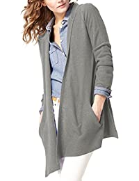 Women's 100% Cashmere Hooded Cardigan