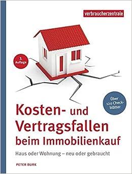 Kosten Und Vertragsfallen Beim Immobilienkauf Bei Neubau Haus