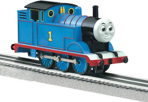 Lionel Trains - Thomas The Tank Engine with LC Remote System & Bluetooth, O Gauge