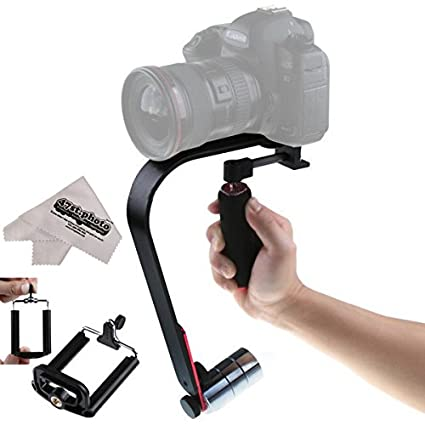 STEADYMATE SM1 - HD profesional Handheld Estabilizador de cámara ...