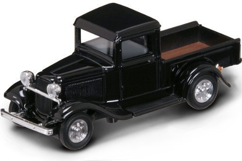 1934 Ford Pickup 1:43 Scale Black by Road Signature