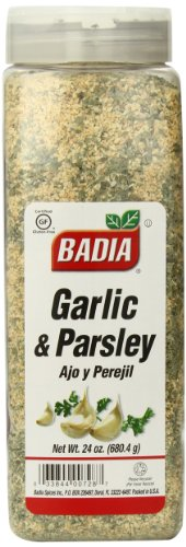 Badia Garlic and Parsley, 24 Ounce (Pack of 6) by Badia