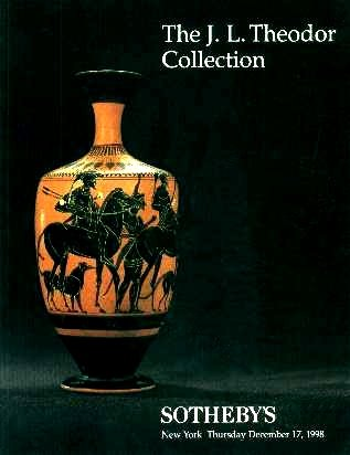 Sotheby's The J. L. Theodor Collection of Athenian Black-figure Vases (Sale 7241, THEODOR, December 17, 1998)