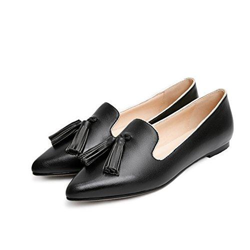 poco profundos bajo Joker zapatos/Zapatos de corte bajo/Zapatos de las mujeres embarazadas/Zapatos de la espiga C