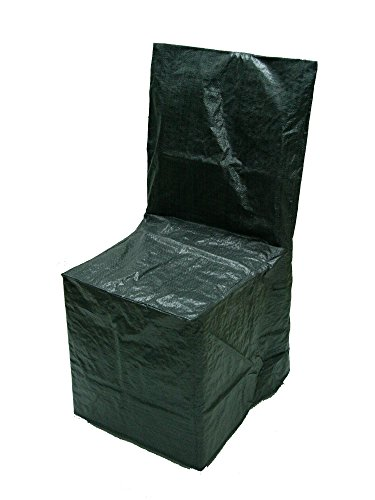 Commercial Seating Products BC-540 Ghost Armless Chair Storage Cover