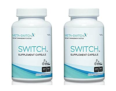 Meta-Switch Weight Loss: Switch - 2 Month Supply (2015)