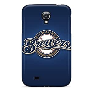New Arrival Premium S4 Case Cover For Galaxy (milwaukee Brewers)