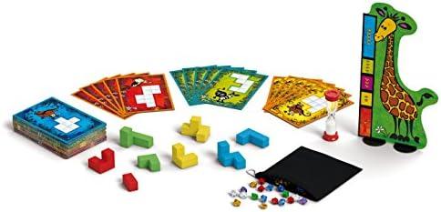 KOSMOS 697747 Niños Juego de Mesa de Aprendizaje - Juego de ...