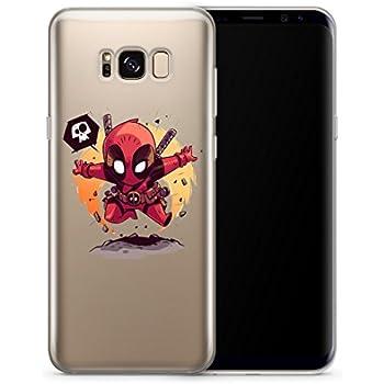 samsung s8 deadpool phone case