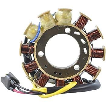 Stator For Ski-Doo Mach 1 700 R//Mach Z 800 LT R//Mach Z 800 M H R//Mach Z 800 R Carb L//C 1999 OEM Repl.# 410923100