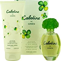 Parfums Gres Cabotine 100ml EDT + Body lotion, 200 ml