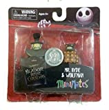 Mr. Hyde and Wolfman Minimates, The Nightmare Before Christmas mini mates 2-Pack Toys R Us Exclusive