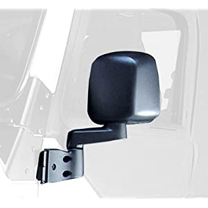 Rugged Ridge 11002.11 Factory Style Replacement Driver Side Mirror