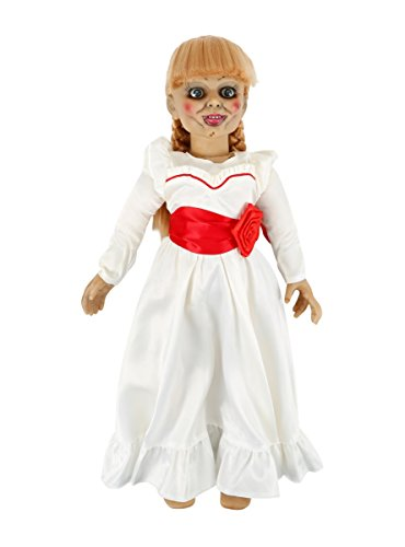 (Hot Topic Annabelle Scaled Prop Replica Doll)