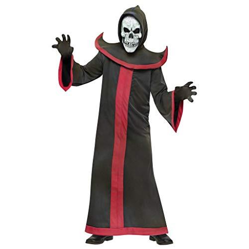 Big Boys' Skull Lord Costume Large -
