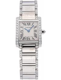 Tank Francaise Quartz Female Watch WE1002SF (Certified Pre-Owned)