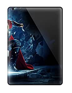Ipad Case - Tpu Case Protective For Ipad Air- Thor 23
