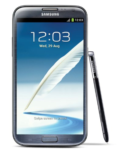 Samsung Note 2 I317 16GB Unlocked GSM 4G LTE Quad-Core Phone - Titanium - Tablet Samsung 3g Note Galaxy