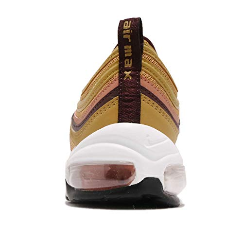 Max NIKE Wheat Blush W Gold Burgundy Crush Basses Terra Multicolore Femme Air 001 97 Sneakers 4qTS4Fr