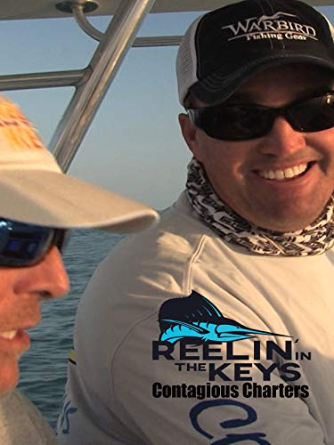 Reelin' In The Keys - Contagious Charters -