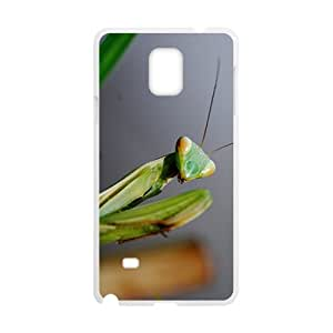 Green Mantis Hight Quality Plastic Case for Samsung Note4