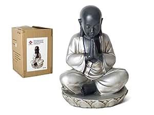 Buda Sentado Kharma Resina 40cm