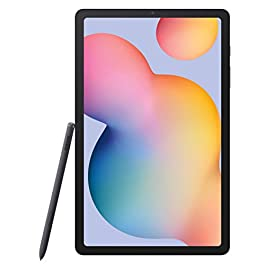 Samsung Galaxy Tab S6 Lite 10.4″, 64GB Wi-Fi Tablet Oxford Gray – SM-P610NZAAXAR – S Pen Included
